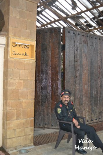Janak - Amitabh Bachchan's Office