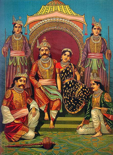 Vida Manejo, Mahabharat, Yudhishtir, Draupadi, pandavas, StarPlus.in, New Mahabharat, Star Plus