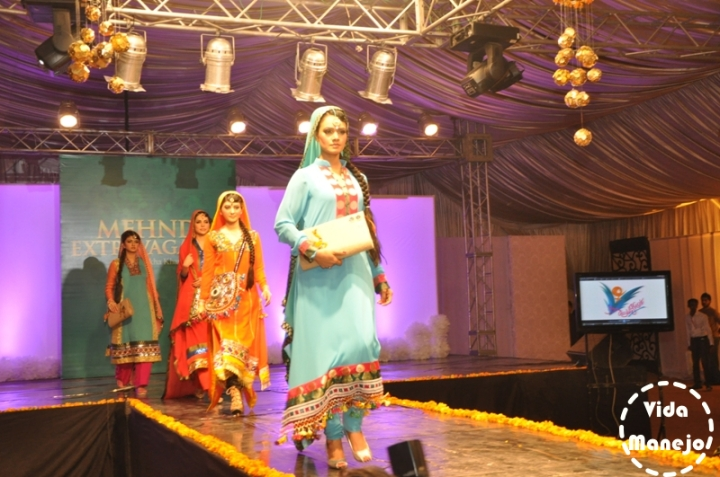 Fashion Show of Rural fashion brand by Sughur's graduates