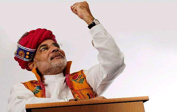 Vida Manejo, Narendra Modi, Modi, Lok Sabha Elections, 2014 Elections