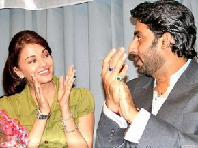 Amitabh Bachchan, Aishawarya Rai, Abhishek Bachchan, Sapphire, Blue Sapphire