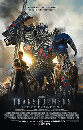 Vida Manejo, Movies, Transformers, Age of Extinction