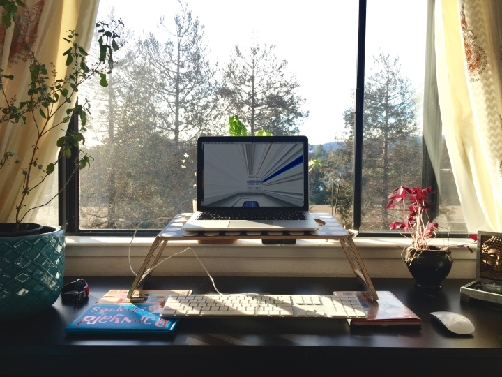 Vida Manejo, Standing Desk